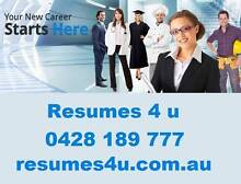 RESUMES 4 U - Resume, selection criteria & interview coaching Broadbeach Waters Gold Coast City Preview