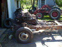 1996 E350 Rolling Chassis
