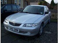 Mazda 626 GXI - reliable and economical