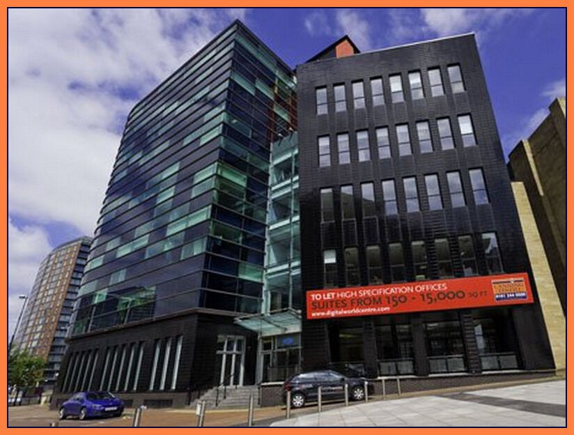 ● Salford- M50 ● Office Space to Rent - Serviced Offices Salford