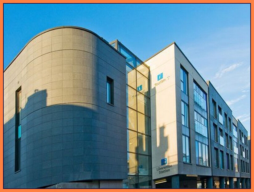● St Helier- JE2 ● Office Space to Rent - Serviced Offices St Helier