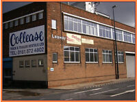 ● Trafford Park- M17 ● Office Space to Rent - Serviced Offices Trafford Park