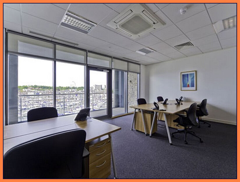 ( Plymouth - PL4 ) Co-working - Office Space to Rent