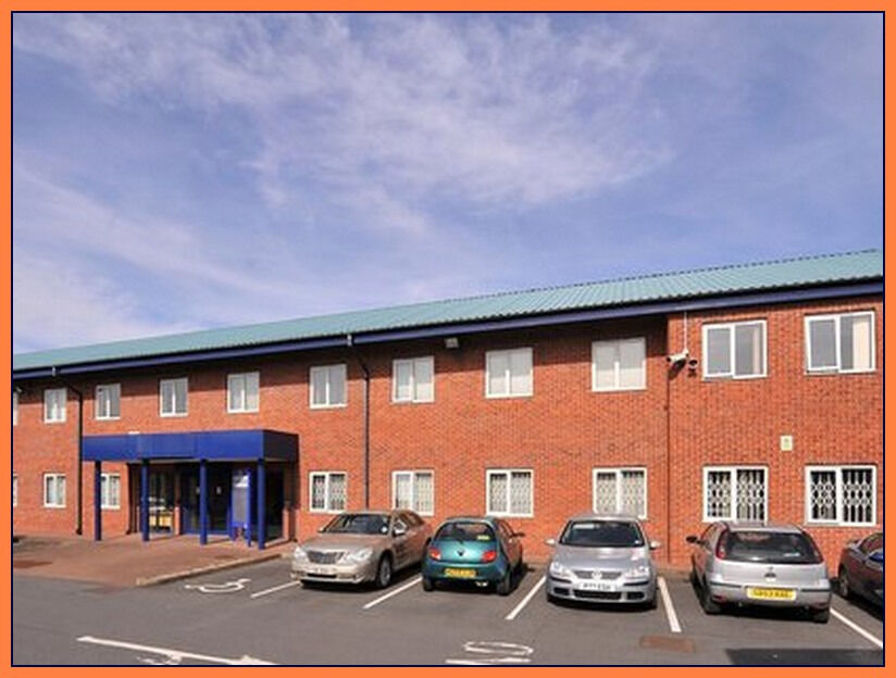 ● Tipton- DY4 ● Office Space to Rent - Serviced Offices Tipton
