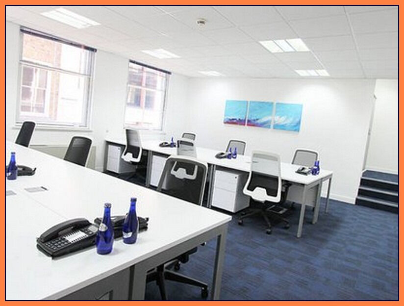 ( Bank - EC4M ) Co-working - Office Space to Rent