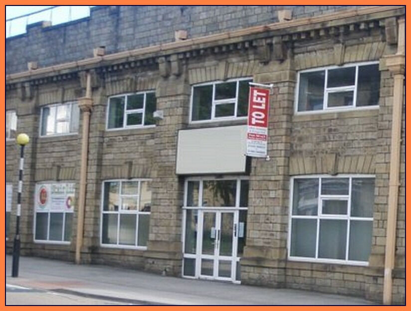 ( Keighley - BD21 ) Co-working - Office Space to Rent