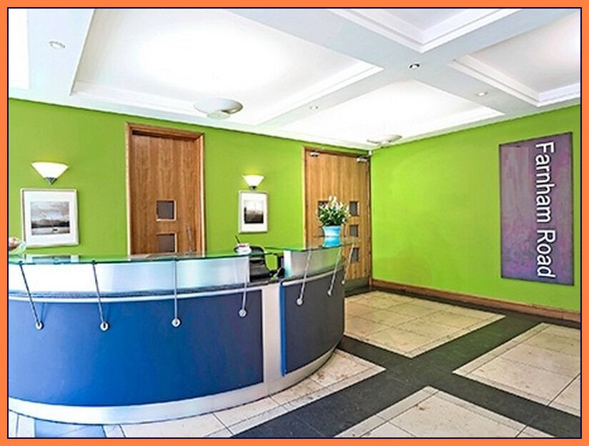 ● Guildford- GU2 ● Office Space to Rent - Serviced Offices Guildford