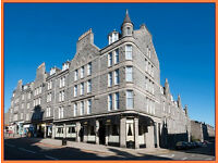 ( Aberdeen - AB25 ) Co-working - Office Space to Rent