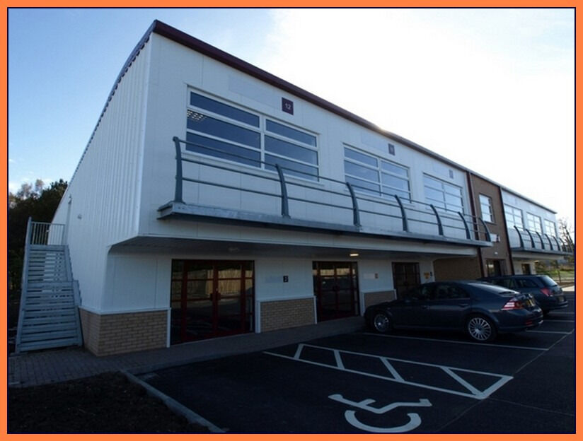 ● Cumbernauld- G67 ● Office Space to Rent - Serviced Offices Cumbernauld