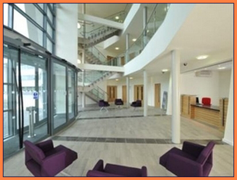 ( Stoke-On-Trent - ST6 ) Co-working - Office Space to Rent