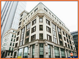 ( St Mary Axe - EC3A ) Co-working - Office Space to Rent