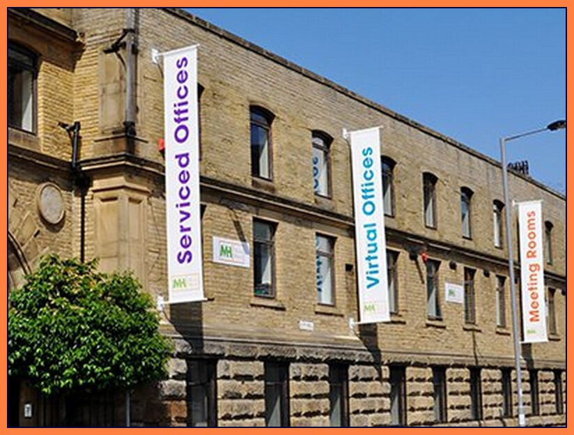 ● Bradford - BD8 ● Office Space to Rent - Serviced Offices Bradford
