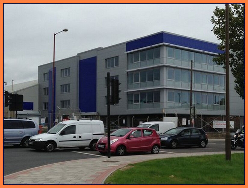 ● Charlton- SE7 ● Office Space to Rent - Serviced Offices Charlton