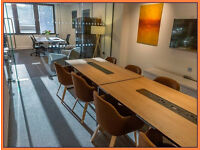 ( Liverpool Street - EC2A ) Co-working - Office Space to Rent