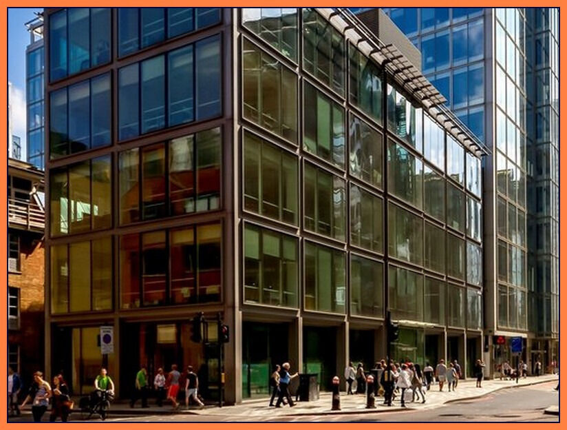 ( Bishopsgate - EC2M ) Co-working - Office Space to Rent