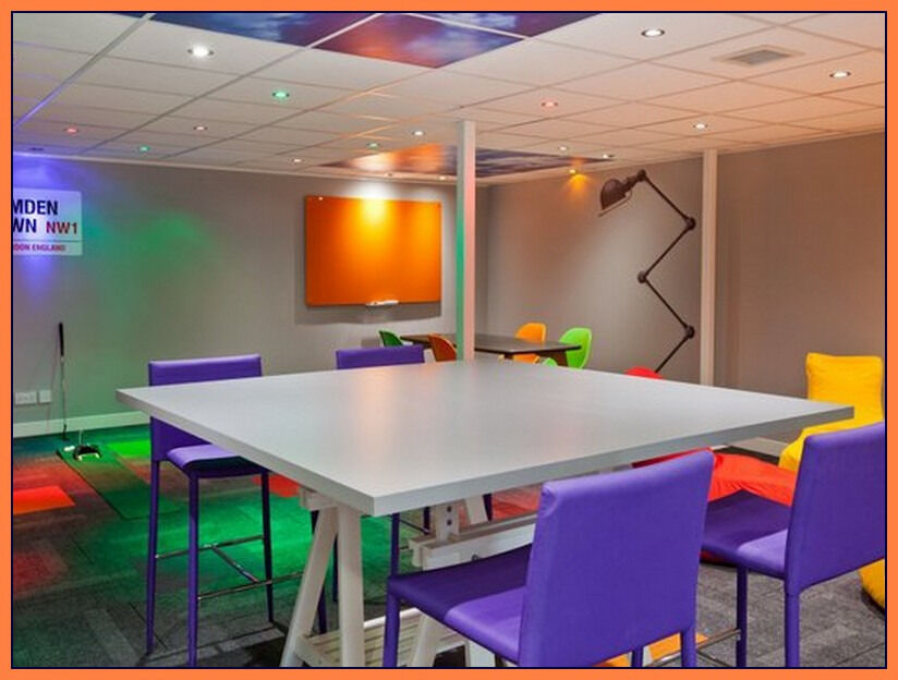 ( Camden Town - NW1 ) Co-working - Office Space to Rent
