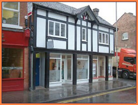 (Tamworth - B79) Office Space to Rent - Serviced Offices Tamworth