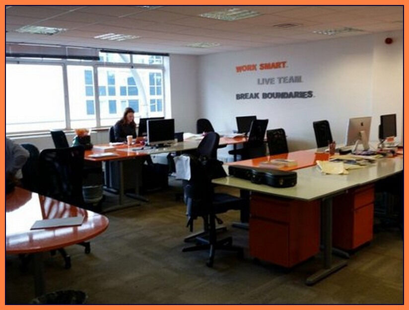 ● Euston- NW1 ● Office Space to Rent - Serviced Offices Euston