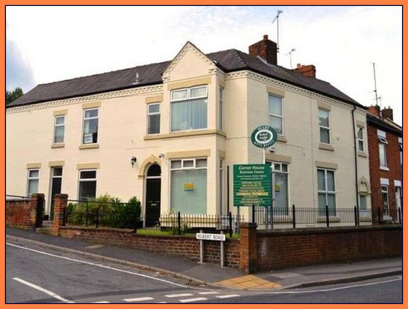 ● Derby- DE5 ● Office Space to Rent - Serviced Offices Derby