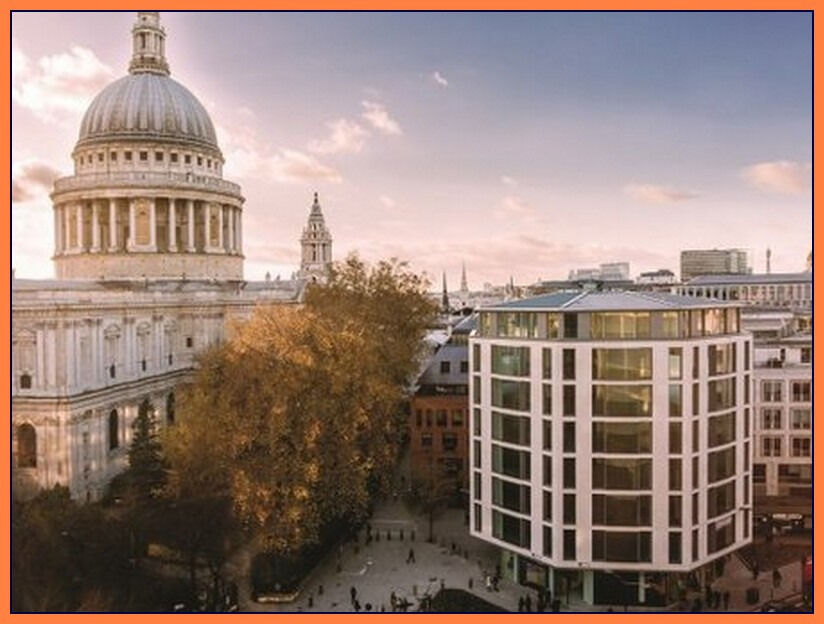 ● St Pauls- EC2V ● Office Space to Rent - Serviced Offices St Pauls