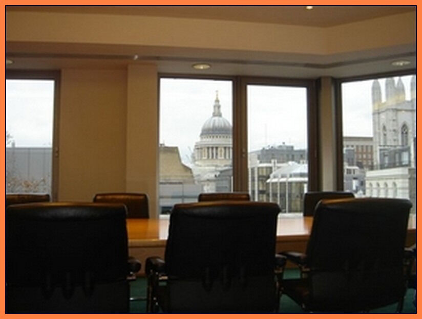 ( St Paul's - EC4N ) Co-working - Office Space to Rent