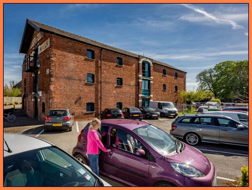 ● Shardlow- DE72 ● Office Space to Rent - Serviced Offices Shardlow