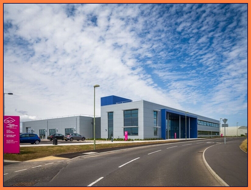 ● Fareham- PO13 ● Office Space to Rent - Serviced Offices Fareham