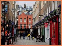 (Soho - W1F) Office Space to Rent - Serviced Offices Soho
