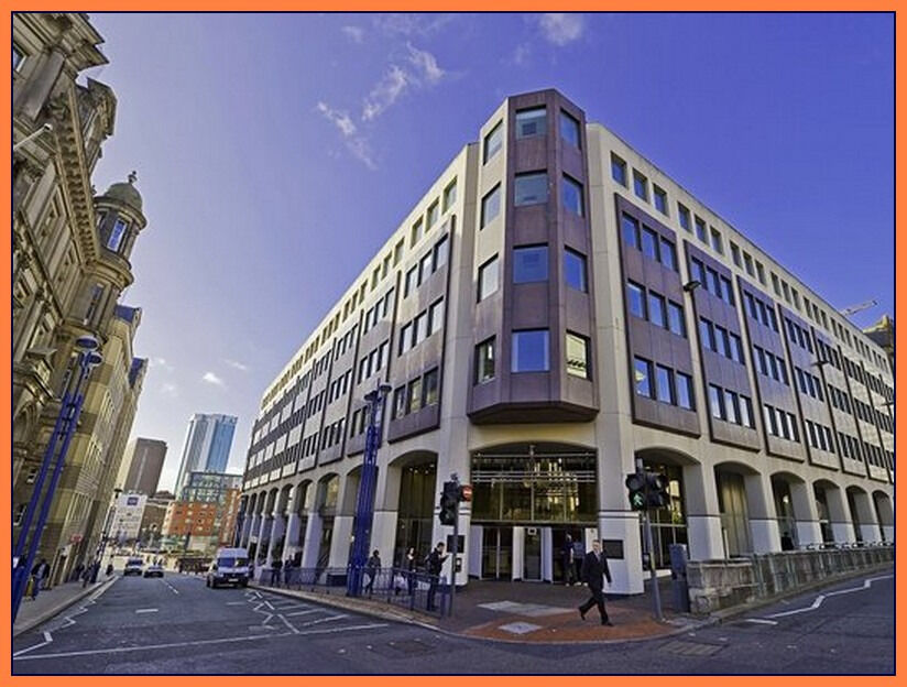 ( Birmingham - B1 ) Co-working - Office Space to Rent
