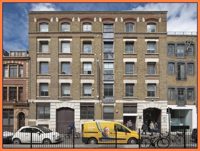 ( Aldgate - E1 ) Co-working - Office Space to Rent