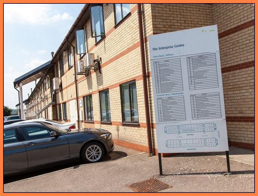 ( Potters Bar - EN6 ) Co-working - Office Space to Rent