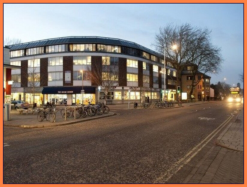 ● Oxford- OX2 ● Office Space to Rent - Serviced Offices Oxford