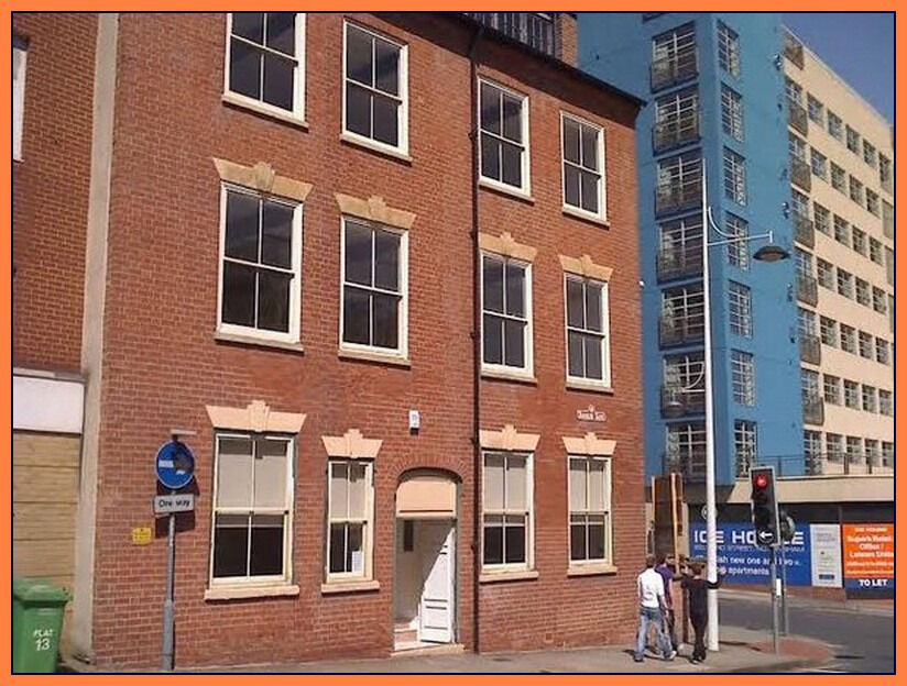 ● Nottingham- NG1 ● Office Space to Rent - Serviced Offices Nottingham