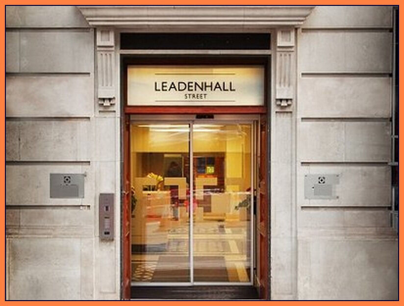 ● Leadenhall- EC3A ● Office Space to Rent - Serviced Offices Leadenhall