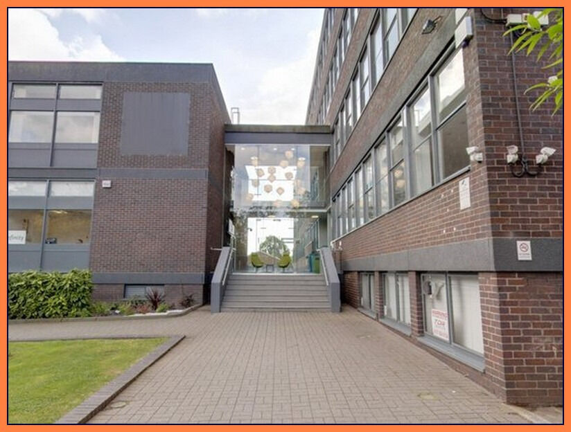 ● Birmingham- B16 ● Office Space to Rent - Serviced Offices Birmingham