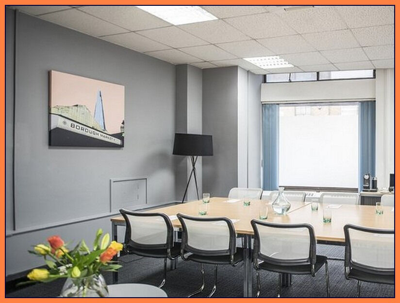 ( London Bridge - SE1 ) Co-working - Office Space to Rent