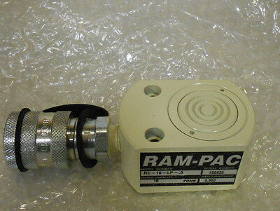 Ram-pac Rc-10-lp-2 10 Ton Hydraulic Ram