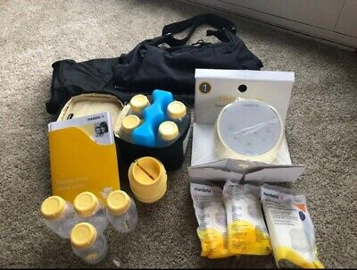 Medela Sonata Smart Breast Pump Portable Double Electric New Without Box