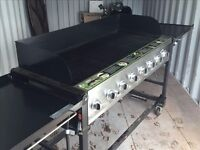 Large Commercial BBQ (Gas)