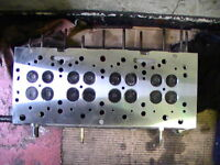 cylinder head skimming