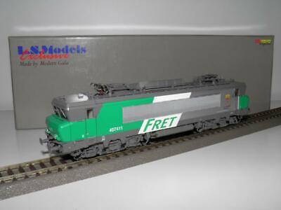 LOCOMOTORA ELECTRICA BB-7100 FRET SNCF MARCA LS.MODELS ESCALA H0