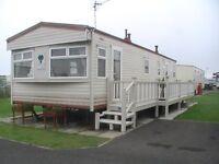 Caravan to Let at The Wolds, Anchor Lane, Ingoldmells, Skegness