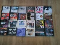 Drum & Bass/ Jungle around 140 CD,s