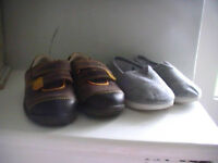 For Sale childrens Clarke Shoes and sandals.
