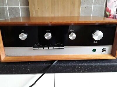Sugden A21 Class A amplifier vintage retro stereo very good working order