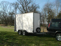 Box Trailers (FOR HIRE ) Berkshire/Oxfordshire based