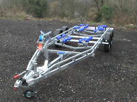 Boat Trailer ( FOR HIRE ) NOT FOR SALE Reading based