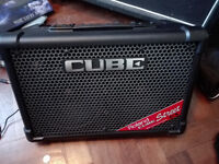 New ROLAND CUBE Street EX Battery-Powered Stereo Amplifier
