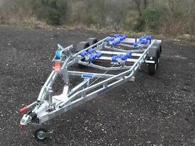 Boat Trailer (FOR HIRE ) Plus we can move it for you. Storage available