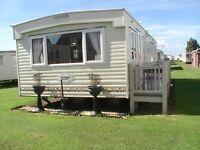 Caravan to Let at Ingoldale Park, Roman Bank, Ingoldmells, Skegness